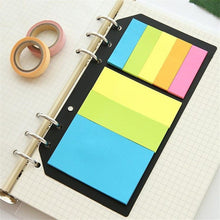 Load image into Gallery viewer, Sticky Notes Planner B5/A5/A6 - 1 Pcs