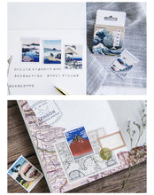 Load image into Gallery viewer, Japanese Vintage Style Sticker-46 pcs/box -paperhouse