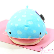Load image into Gallery viewer, Kawaii Whale Plush Pillow