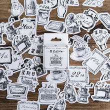 Load image into Gallery viewer, Creative Cute Life Supply Date Stickers - 45pcs/lot