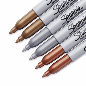 Metallic Permanent Marker Pens