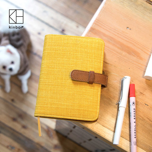 Classic Cloth Notebook - A6