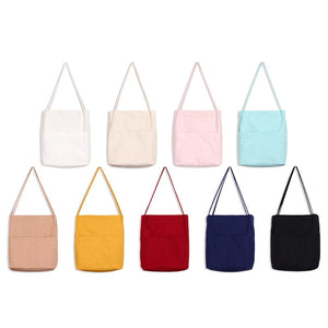 Canvas Shopping Tote - 9 Colors! -paperhouse