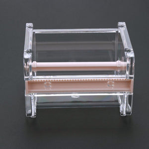 Washi Tape Holder Storage Box + Cutter