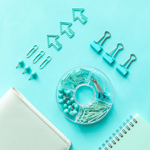 Office Stationery Combination Set - 4 Items Included