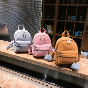 Life In Seoul Mini Backpack -paperhouse