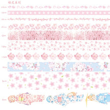 Load image into Gallery viewer, 🥉Cute Paper Masking Washi Tape - 2m *10 pcs/lot