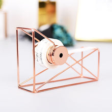 Load image into Gallery viewer, Rose Gold Washi Cutter