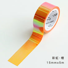 Load image into Gallery viewer, Glitter Washi Tape