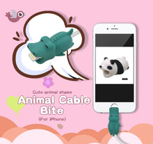 Load image into Gallery viewer, Hungry Animals Cord Protector