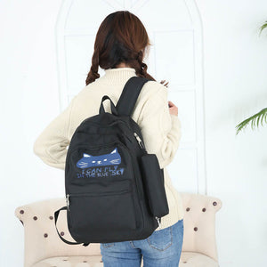 Fashion Backpacks - 3pcs/Set
