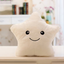 Load image into Gallery viewer, Luminous LED Star Pillow Soft Plushy