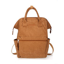 Load image into Gallery viewer, Corduroy Fashion Backpacks