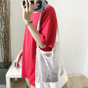 Korean Mesh Tote Bag -paperhouse