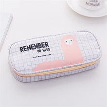 Load image into Gallery viewer, Pastel Animals Pencil Pouch