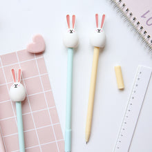 Load image into Gallery viewer, Chubby Bunny Gel Pen - Set Of 3 -paperhouse