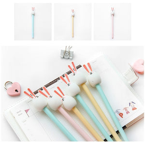 Chubby Bunny Gel Pen - Set Of 3 -paperhouse
