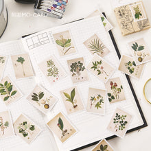 Load image into Gallery viewer, Plant Map Stickers - 45pcs/lot