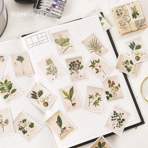 Plant Map Stickers - 45pcs/lot