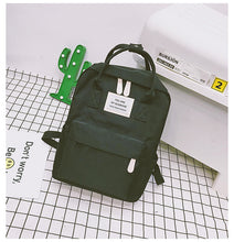 Load image into Gallery viewer, Candy Color Waterproof Backpack -6 Colors