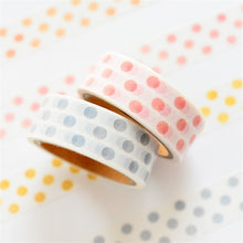 Load image into Gallery viewer, Japanese Washi Masking Tape - 4 pcs/lot