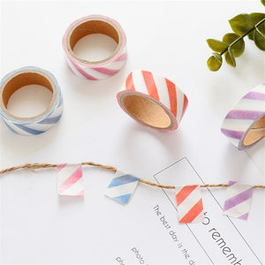 Japanese Washi Masking Tape - 4 pcs/lot