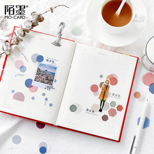 Creative Handbook DIY Decor Stickers - 30 Pcs