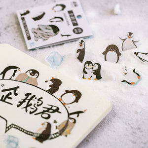 Cute Pet Series Stickers - 40pcs/lot