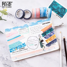 Load image into Gallery viewer, Shadow Second Season Series DIY Washi Tape