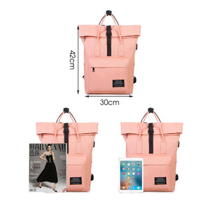 Pastel Tofu Backpack -paperhouse