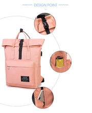 Load image into Gallery viewer, Pastel Tofu Backpack -paperhouse
