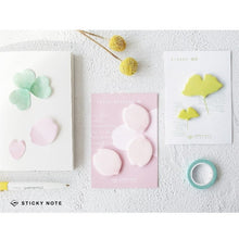Load image into Gallery viewer, Sakura Flower Sticky Notes - Set Of 4 -paperhouse