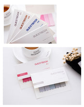 Load image into Gallery viewer, Rainbow Memo Sticky Notes-8pcs -paperhouse
