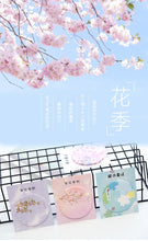 Load image into Gallery viewer, Sakura Petals Sticky Notes-4pcs -paperhouse