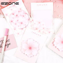 Load image into Gallery viewer, Sakura Blossom Sticky Notes - 6pcs -paperhouse