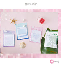 Load image into Gallery viewer, Aesthetic Dreams Sticky Notes - 4pcs -paperhouse