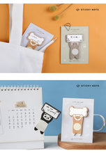 Load image into Gallery viewer, Raise a Paw Sticky Notes - 4pcs -paperhouse