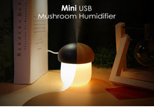 Load image into Gallery viewer, Mushroom USB Diffuser + Humidifier