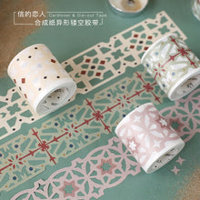 Load image into Gallery viewer, Hollow Decor Washi Tape - 35mm *3m