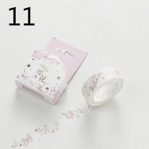 Japan style romantic Washi Tape