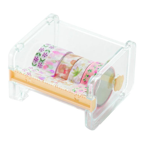 Washi Tape Storage Box + Cutter