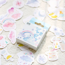 Load image into Gallery viewer, Japanese Cute Stickers - 50 Pcs