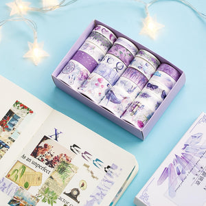 Island Series Washi Tape - 20pcs/box