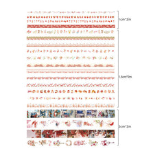 Load image into Gallery viewer, Island Series Washi Tape - 20pcs/box