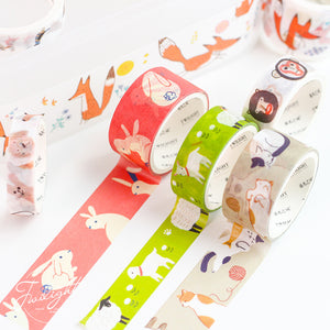 Decorative Paper Washi Tape - 2m *8 pcs/lot