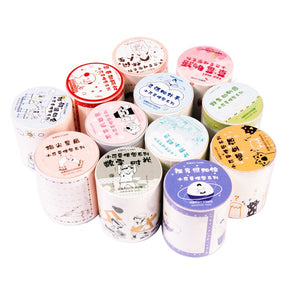 Tearable Memo Washi Tape