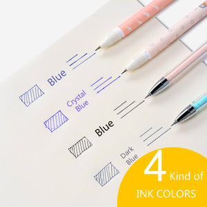 Cute Erasable Gel Pen-12 Pcs