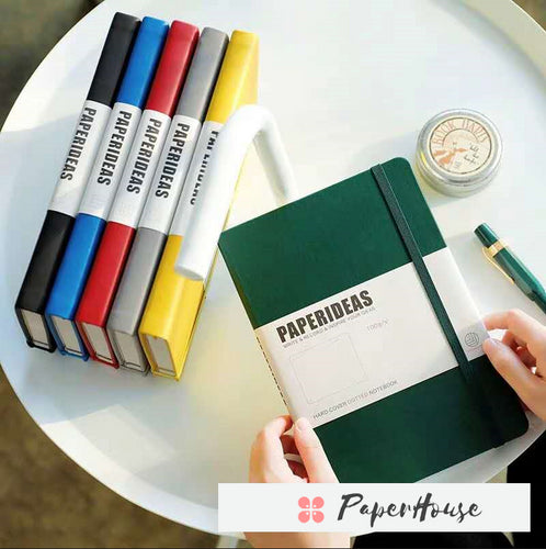 Paperideas Notebook - A5