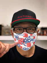 Load image into Gallery viewer, Chef Morimoto Masks (3pcs)