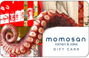 Momosan New York Gift Card